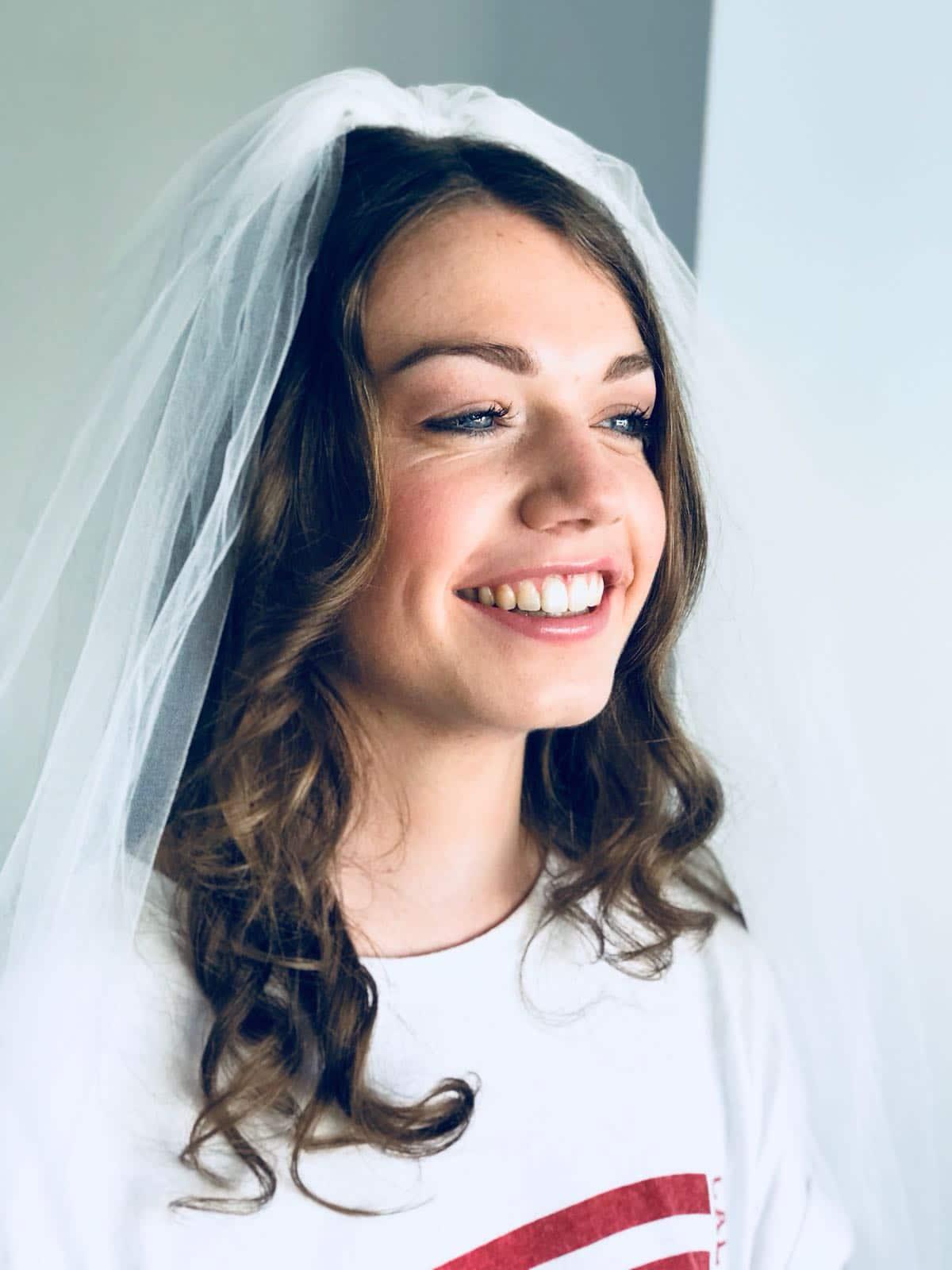 Happy Bride Charlene | Proefsessie